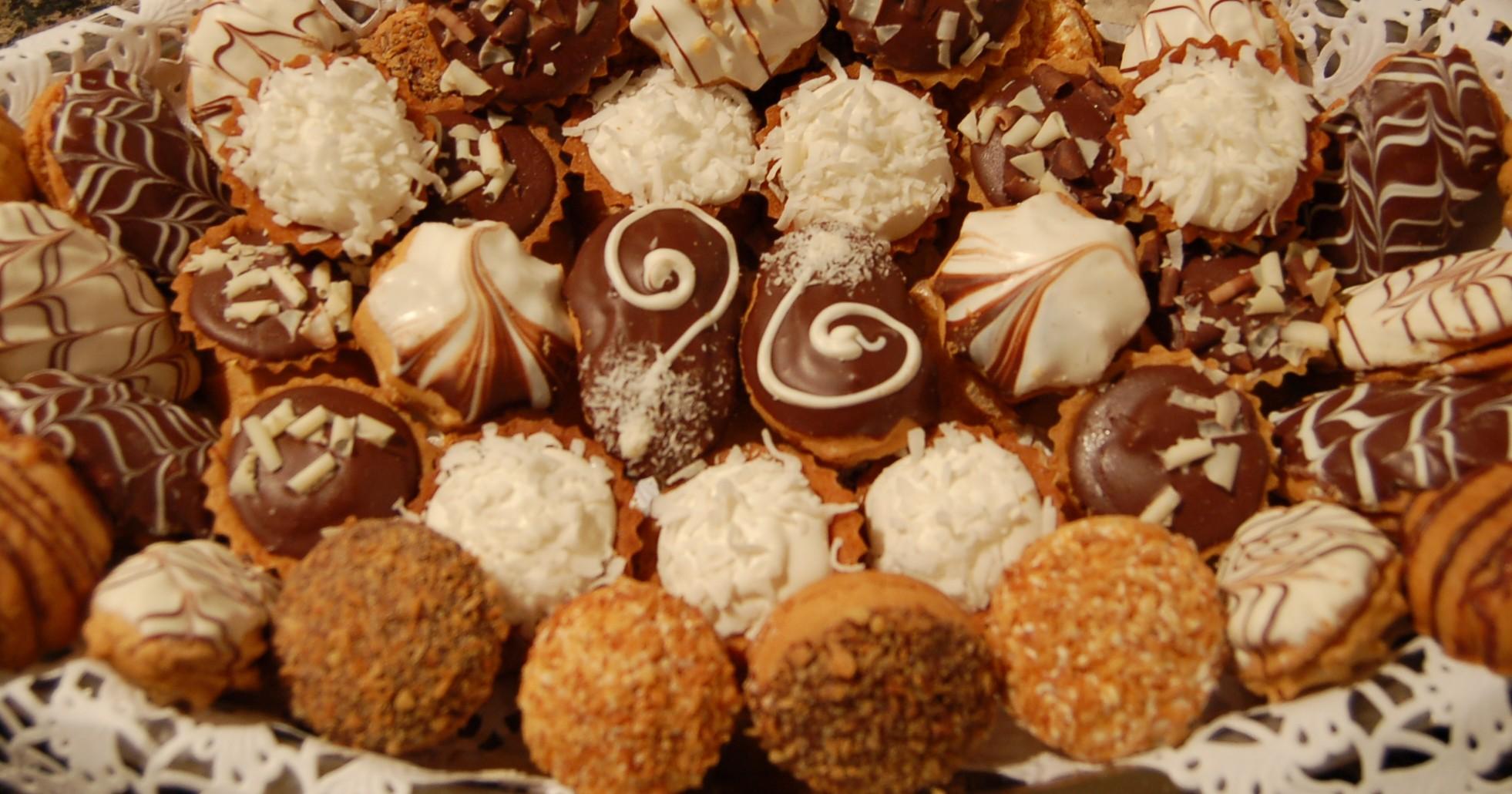 Ręcznie  dekorowane ciasteczka