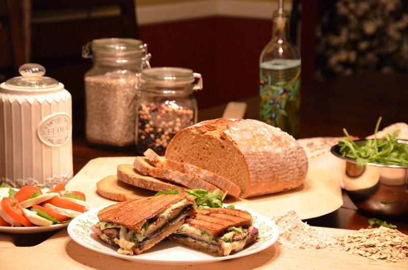Dark Rye Bread Sami Swoi